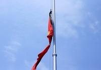 Lễ viếng Chủ tịch nước Trần Đại Quang tại TP.HCM từ sáng 26-9