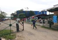 Nổ xưởng đóng tàu ở quận 7, nhiều người thương vong