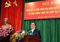 10 năm, Hà Nội có 1.972 đảng viên vi phạm