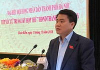 Chủ tịch Hà Nội nói về trường đua 420 triệu USD ở Sóc Sơn
