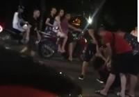 Tạm giữ tài xế rú ga gây náo loạn Hồ Gươm giữa đêm khuya