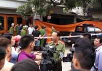 Công an thông tin vụ 2 vợ chồng bị bắn chết ở Điện Biên