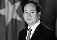 Cấm xe nhiều đường ngày quốc tang Chủ tịch nước Trần Đại Quang