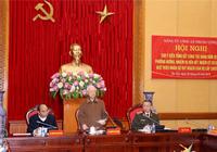 Giới thiệu cán bộ công an quy hoạch Ban Chấp hành Trung ương