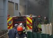Hiện trường vụ cháy khủng khiếp gần trụ sở VFF