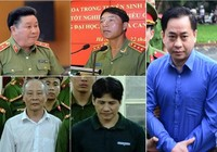 Những cựu tướng công an nào đã liên quan tới Vũ 'nhôm'?