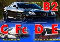 Điều kiện nâng hạng giấy phép lái xe từ B2 lên C?