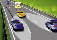 Xe ô tô vượt phải sao đúng luật?