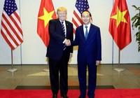 Nhìn lại chuyến thăm Việt Nam của Tổng thống Trump
