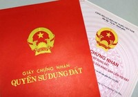 Bộ Tư pháp ý kiến về việc ghi tên hộ gia đình vào sổ đỏ