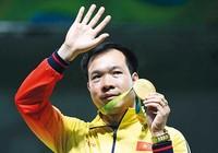 Đường đạn vẽ lại lịch sử thể thao Việt Nam
