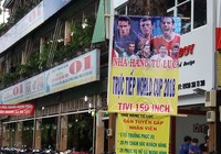 Tự ý phát World Cup trên 'phây' có thể bị phạt
