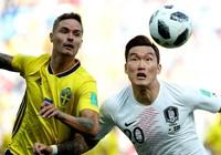 Thụy Điển - Hàn Quốc 1-0: Chia sẻ với Hàn Quốc