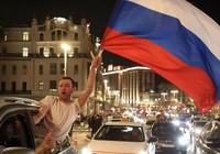 Nước Nga không ngủ!
