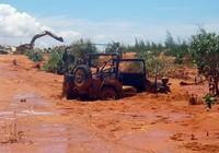 Phó Thủ tướng yêu cầu kiểm tra khai thác titan ở Bình Thuận