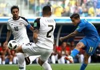 Brazil - Costa Rica 2-0: Coutinho cứu vớt cho Brazil