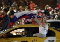 Ngôi đầu bảng A khó thoát khỏi tay đội Nga