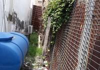 Bị hàng xóm bít cổng vào đất nhà mình