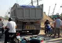 Dán phản quang xe tải để giảm TNGT