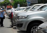 1-8, TP.HCM bắt đầu thu phí ô tô đậu lòng đường