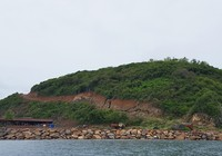 Buộc ngừng thi công dự án 'xẻ thịt' Hòn Rùa, Nha Trang