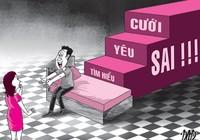 Sex trước mới yêu và cưới: Một quan điểm lệch lạc!