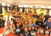 HLV Hoàng Anh Tuấn mơ mộng kỳ tích World Cup