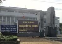 3 cán bộ thuộc Sở Nội vụ Hậu Giang bị bắt