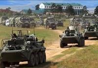 Nga-Trung Quốc tập trận chung và thông điệp