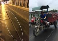 Cầu Tăng Long đã an toàn sau khi được sửa