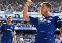 Hazard kỳ vọng đoạt Chiếc giày vàng sau hat trick cho Chelsea