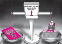 Sẽ loại bỏ thẩm phán vi phạm đạo đức, ứng xử