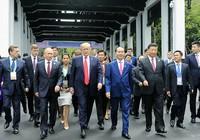 Chủ tịch nước Trần Đại Quang là người bạn tốt của thế giới