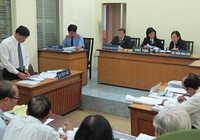 Nhiều lý do khiến ủy ban không ra tòa