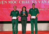 Quyền Chủ tịch nước dự hội nghị sơ kết chống ma túy tại Sơn La