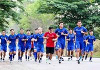 Cấm ghi hình đội tuyển thi đấu ở Paju