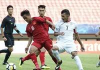 Thua Jordan, U-19 Việt Nam vào cửa hẹp