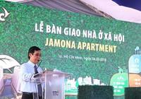 3 dự án nhà ở xã hội giá từ 500 triệu đồng/căn