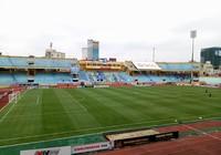 Sân Thống Nhất 'khoác áo Champion' do Thái Lan tài trợ