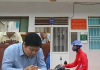 Kiểm điểm việc kết nạp Đảng nguyên phó giám đốc Sở Ngoại vụ