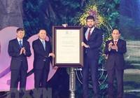 Việt Nam chính thức có công viên địa chất toàn cầu thứ 2