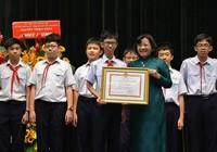 Thưởng 50 triệu đồng cho học sinh đoạt huy chương vàng quốc tế