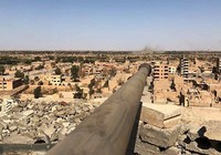 Liên minh Syria phá hủy nhà thờ Hồi giáo của IS
