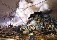 Nổ ở nhà hàng Nhật, 42 người bị thương