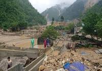 Mưa lũ quét ở Lai Châu: 6 người chết, 11 người mất tích