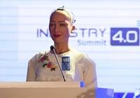 Robot có quyền công dân mặc áo dài, chia sẻ về 4.0