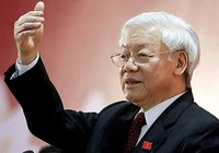 Hoa Kỳ chúc mừng Tổng Bí thư Nguyễn Phú Trọng