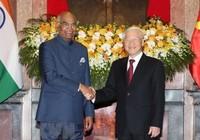 Việt Nam - Ấn Độ coi quốc phòng, an ninh là hợp tác chiến lược