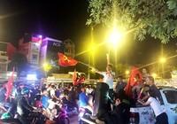 Cảnh sát Malaysia thông tin về tình hình cổ động viên Việt Nam