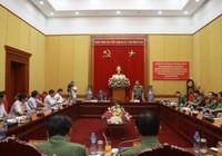 Bộ Chính trị kiểm tra Đảng ủy Công an Trung ương